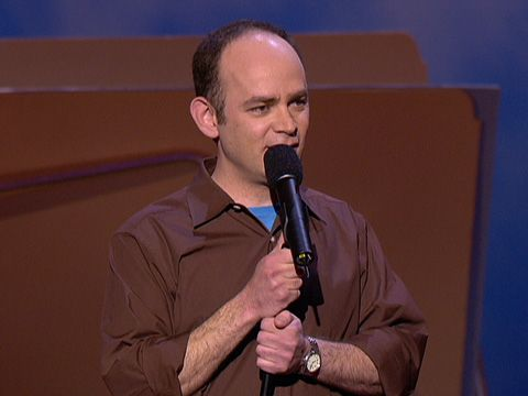 Todd Barry - Are You Gay?