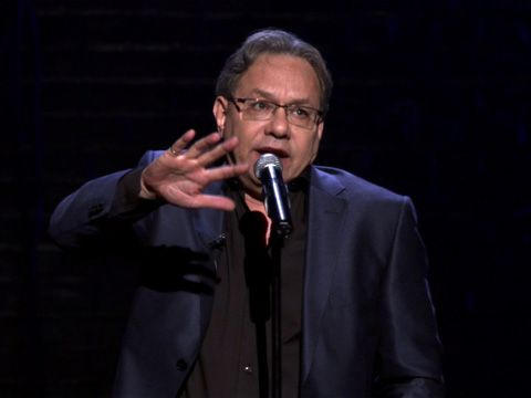 LEWIS BLACK - Mainstream Comedian - Video Clip | Comedy Centrals ...
